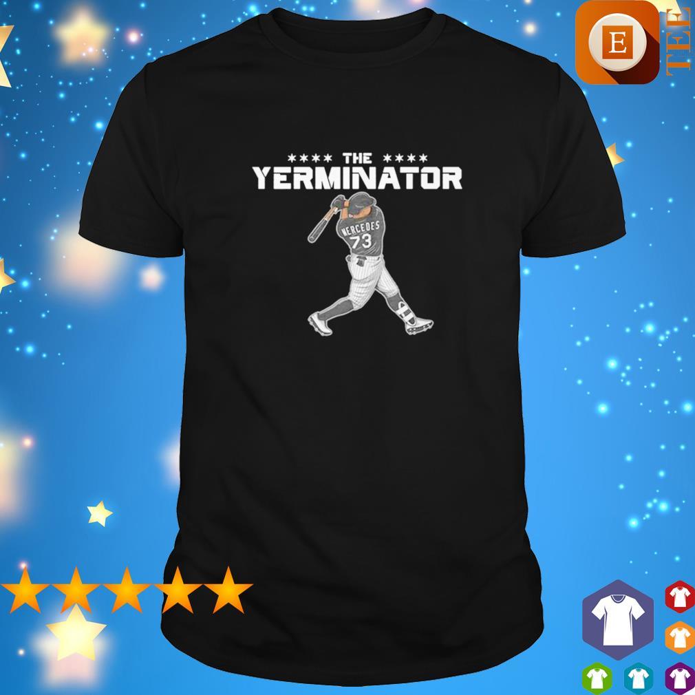 Yermin Mercedes the Terminator shirt