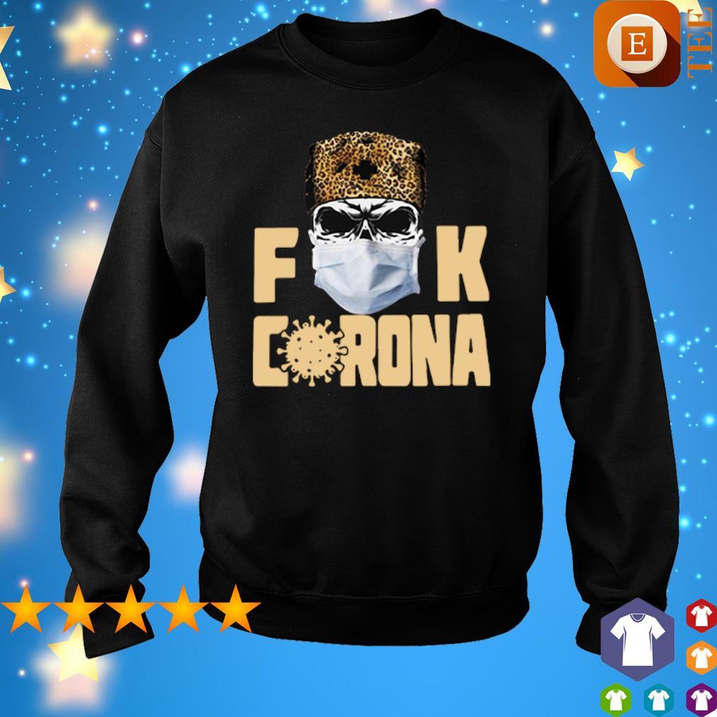 Skull leopard fuck Corona s 7