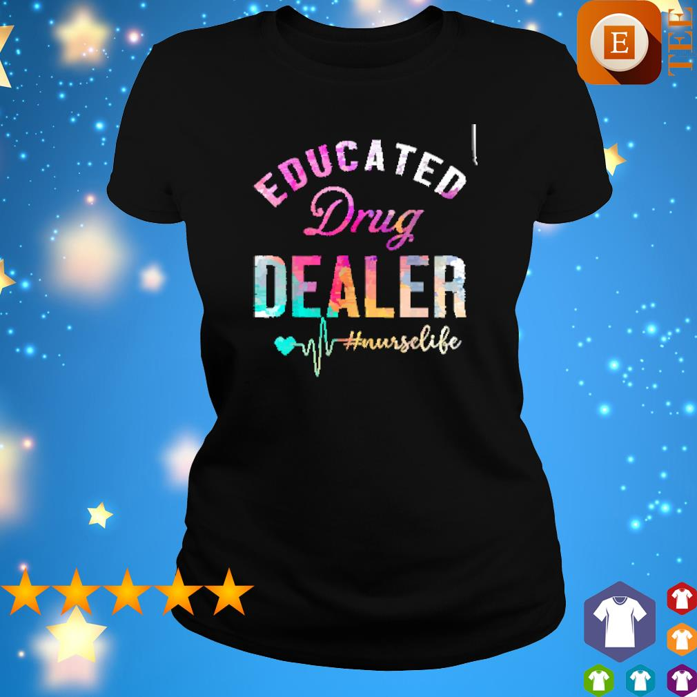 Educated Drug dealer nurselife s 3