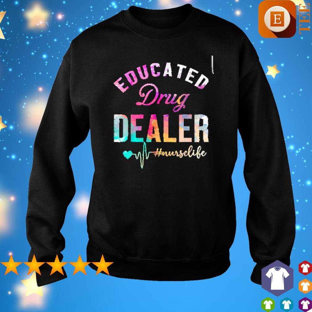 Educated Drug dealer nurselife s 7