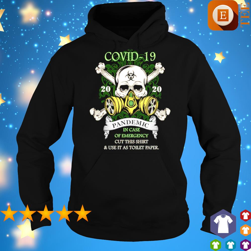 Skull Covid-19 pandemic in case of emergency cut this s 6