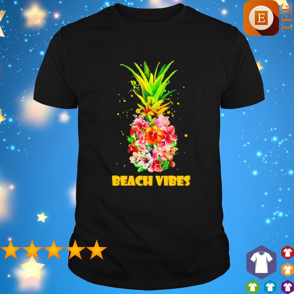 Pineapple Ocean Beach Vibes shirt