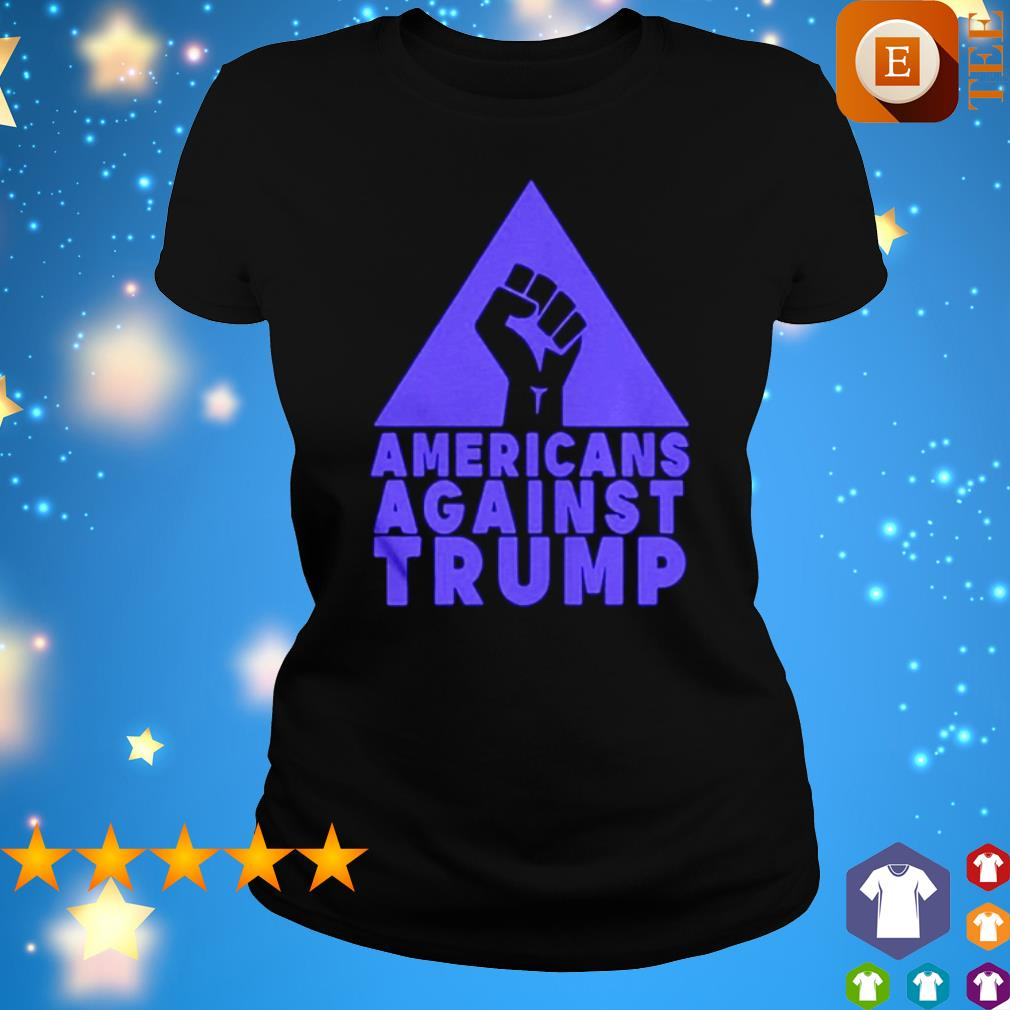 junneteenth Americans agianst Trump s ladies tee