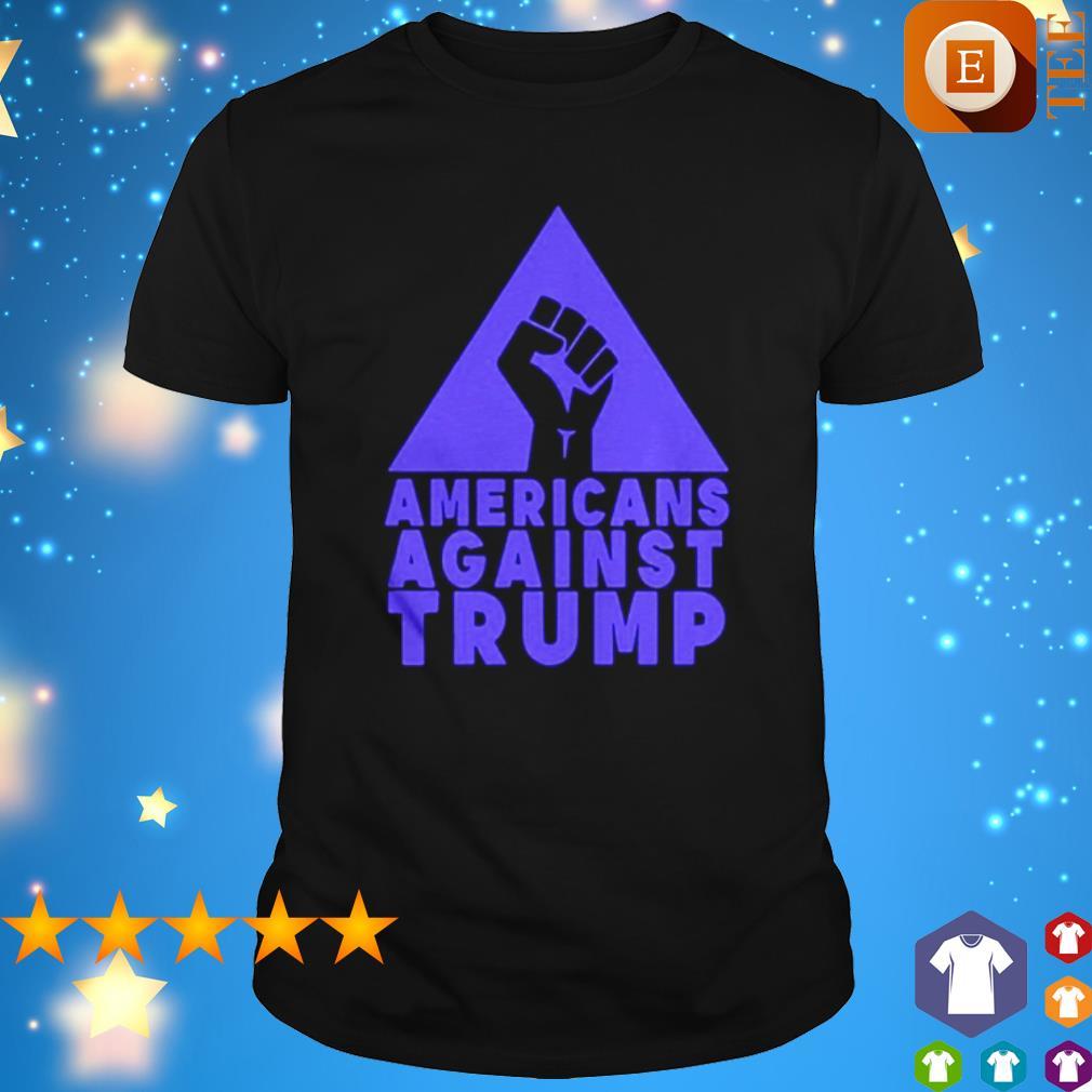 junneteenth Americans agianst Trump shirt