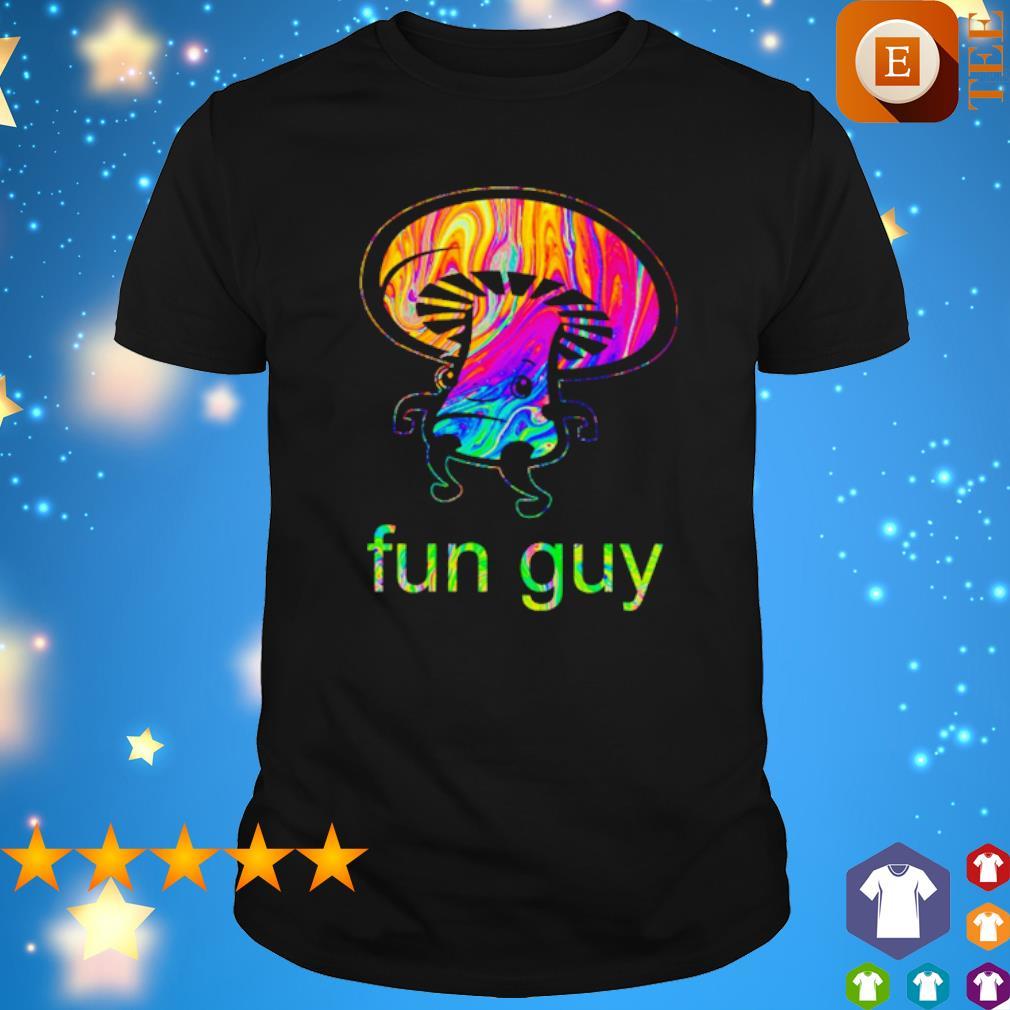 LGBT Mushroom Fun Guy shirt