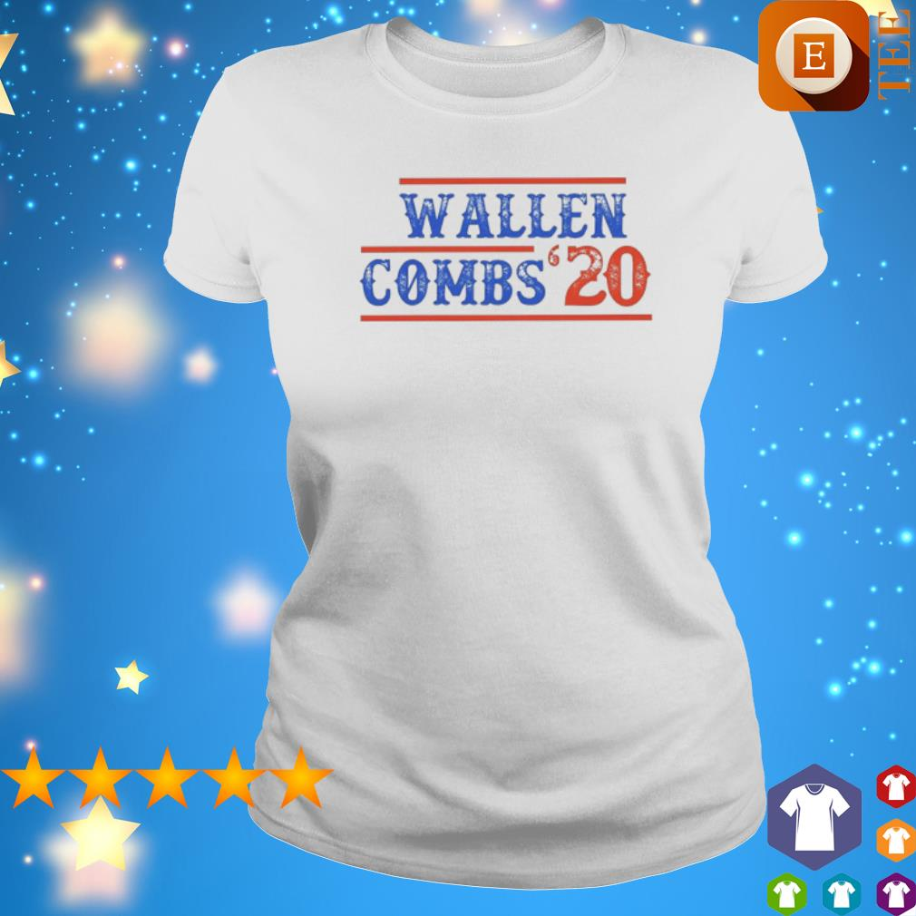 Wallen Combs 2020 s ladies tee