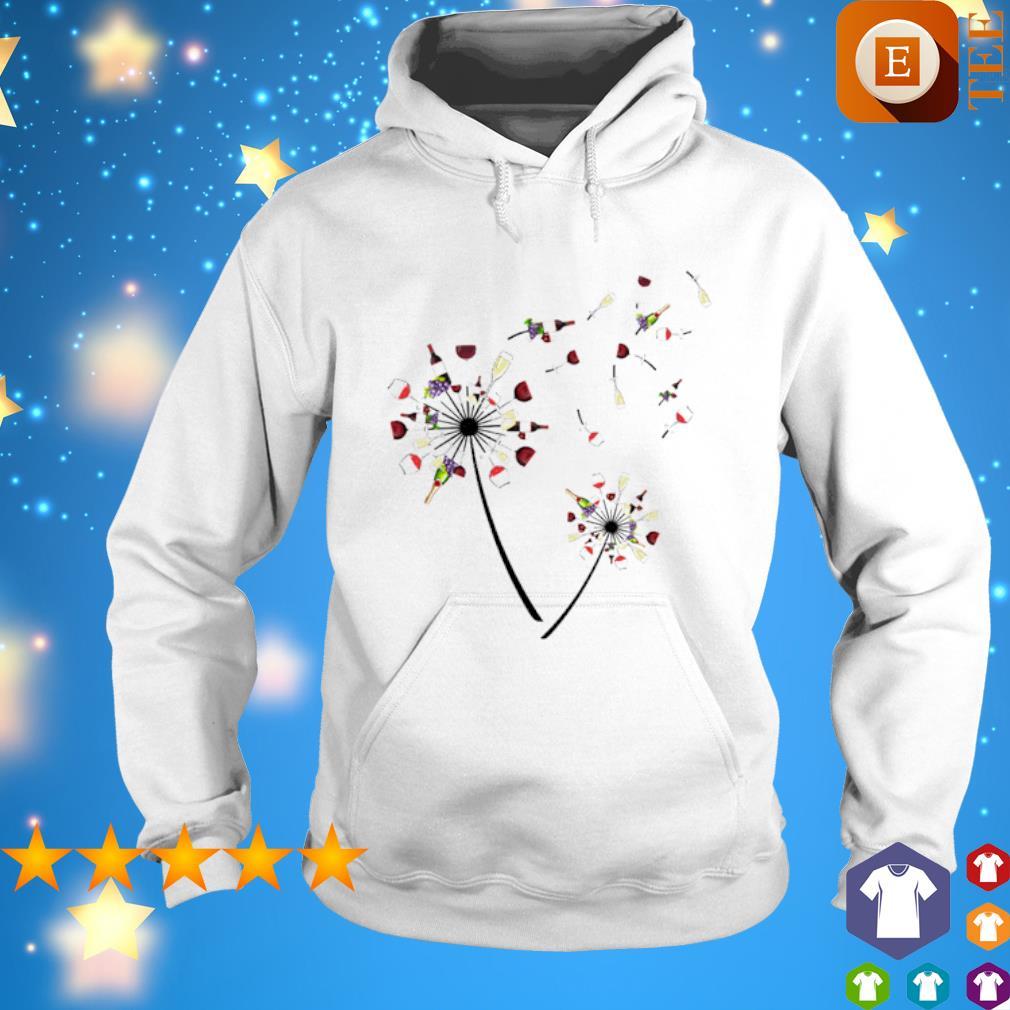 Wines dandelion s hoodie