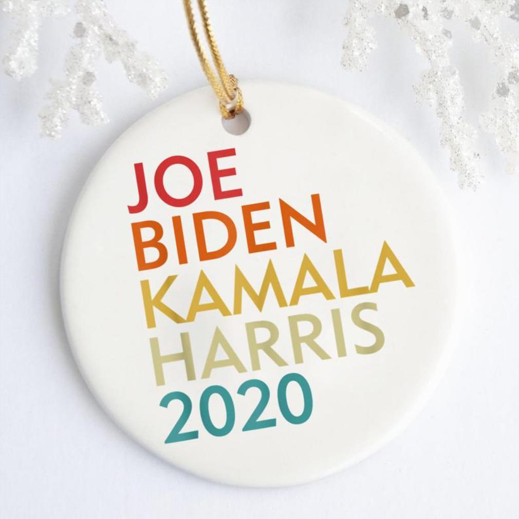 Joe Biden Kamala Harris 2020 ornament