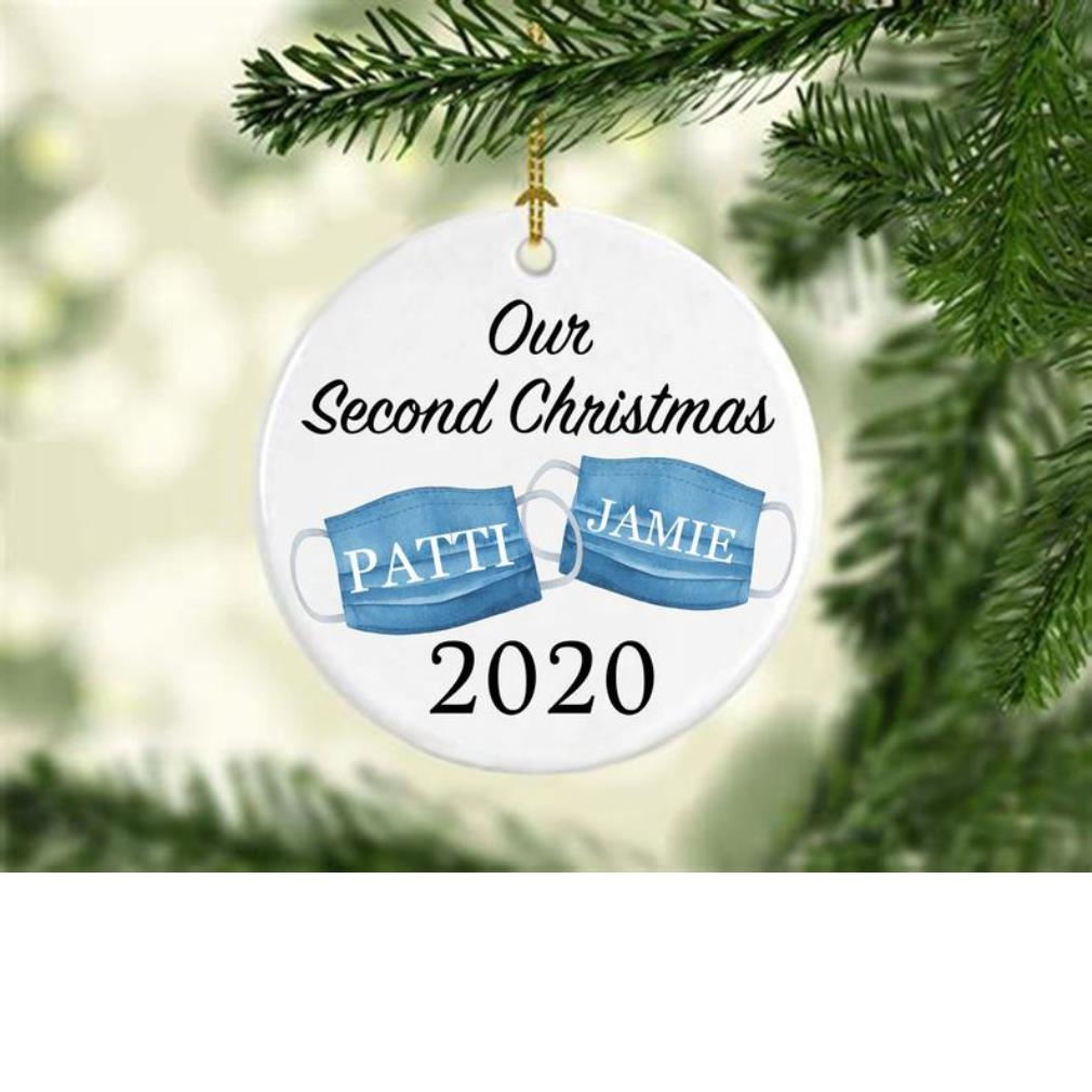 Our second Christmas 2020 ornament